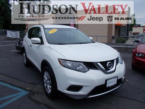 2014 Nissan Rogue for sale at Hudson Valley Auto Exchange in Newburgh NY