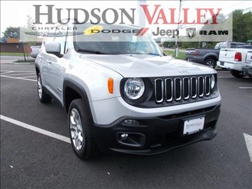 2015 Jeep Renegade for sale at Hudson Valley Auto Exchange in Newburgh NY