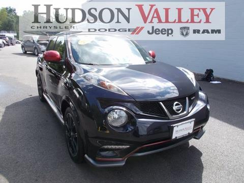 2014 Nissan JUKE for sale at Hudson Valley Auto Exchange in Newburgh NY