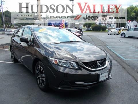 2013 Honda Civic for sale at Hudson Valley Auto Exchange in Newburgh NY