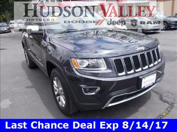2014 Jeep Grand Cherokee for sale at Hudson Valley Auto Exchange in Newburgh NY