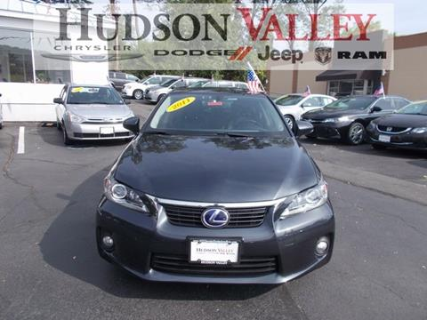 2011 Lexus CT 200h for sale in Newburgh, NY