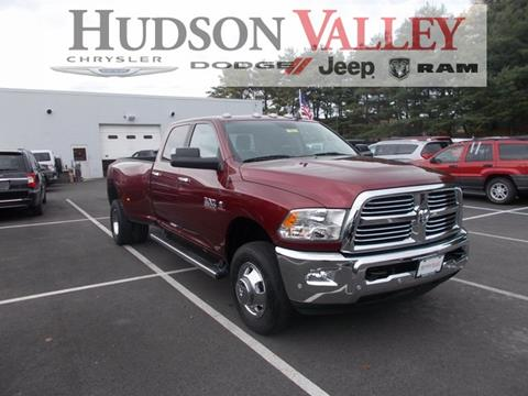 2016 RAM Ram Pickup 3500 for sale at Hudson Valley Auto Exchange in Newburgh NY