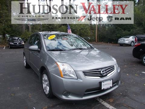 2012 Nissan Sentra for sale at Hudson Valley Auto Exchange in Newburgh NY