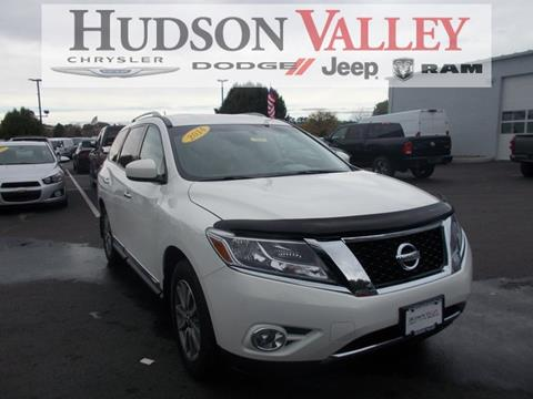 2014 Nissan Pathfinder for sale at Hudson Valley Auto Exchange in Newburgh NY