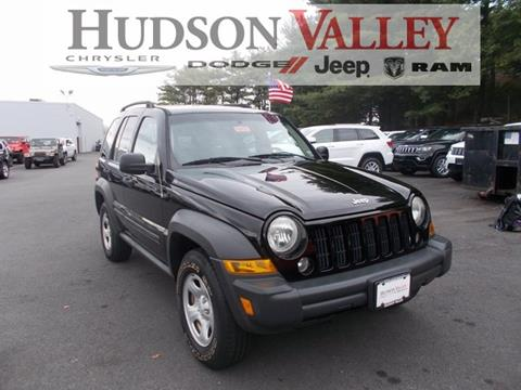 2007 Jeep Liberty for sale at Hudson Valley Auto Exchange in Newburgh NY