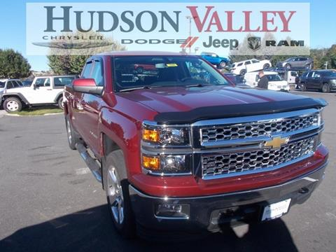 2015 Chevrolet Silverado 1500 for sale at Hudson Valley Auto Exchange in Newburgh NY