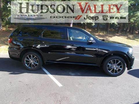 2017 Dodge Durango for sale at Hudson Valley Auto Exchange in Newburgh NY