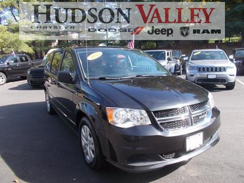 2015 Dodge Grand Caravan for sale at Hudson Valley Auto Exchange in Newburgh NY