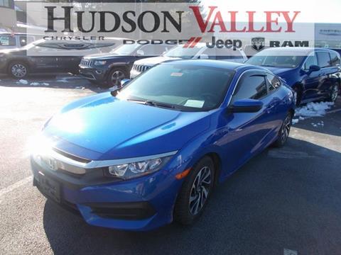 2016 Honda Civic for sale in Newburgh, NY