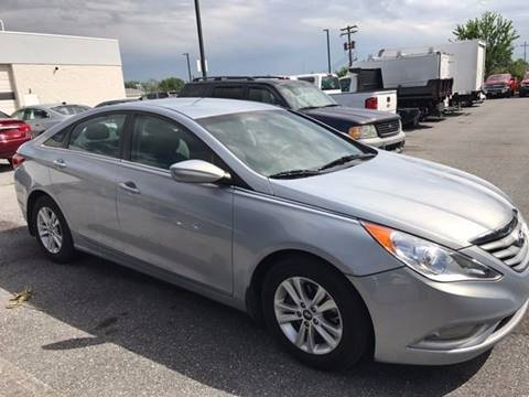 2013 Hyundai Sonata for sale in Mount Airy, MD