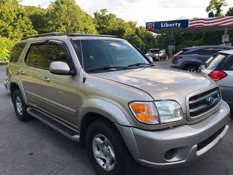 2001 Toyota Sequoia for sale in Mount Airy, MD