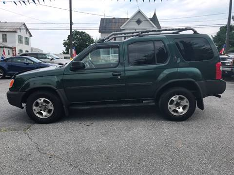 2000 Nissan Xterra for sale in Mount Airy, MD