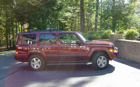 2007 Jeep Commander for sale in Rockville, MD