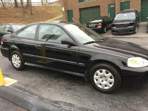 1999 Honda Civic for sale in Mount Airy, MD