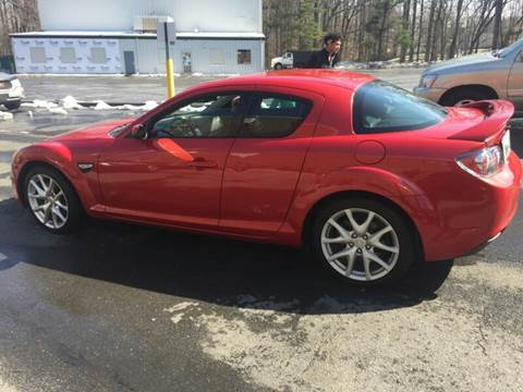 2010 Mazda RX-8 for sale in Rockville, MD