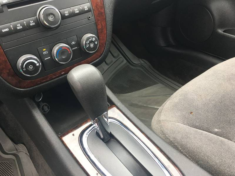 2007 Chevrolet Impala LS 4dr Sedan - Taunton MA