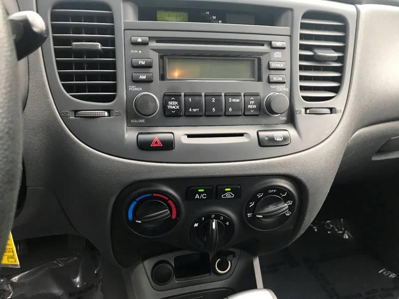 2008 Kia Rio LX 4dr Sedan (1.6L I4 4A) - Taunton MA