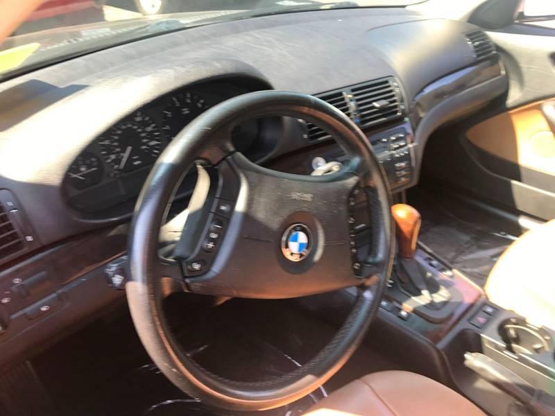 2002 BMW 3 Series AWD 325xi 4dr Sedan - Taunton MA