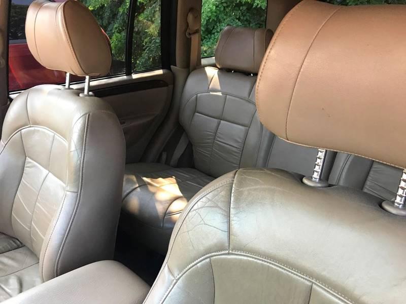 2002 Jeep Grand Cherokee Limited 4WD 4dr SUV - Taunton MA