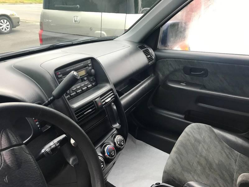 2002 Honda CR-V AWD EX 4dr SUV - Taunton MA