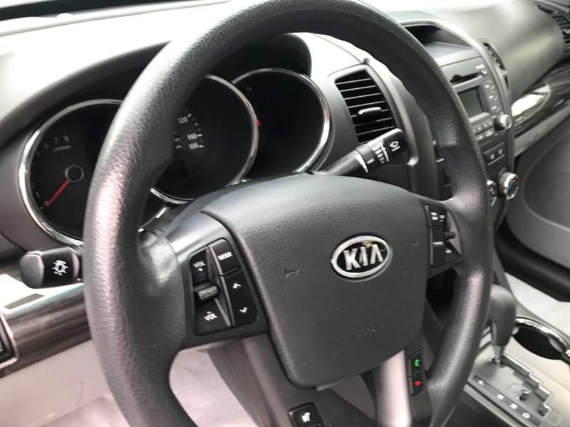 2011 Kia Sorento AWD LX 4dr SUV (V6) - Taunton MA