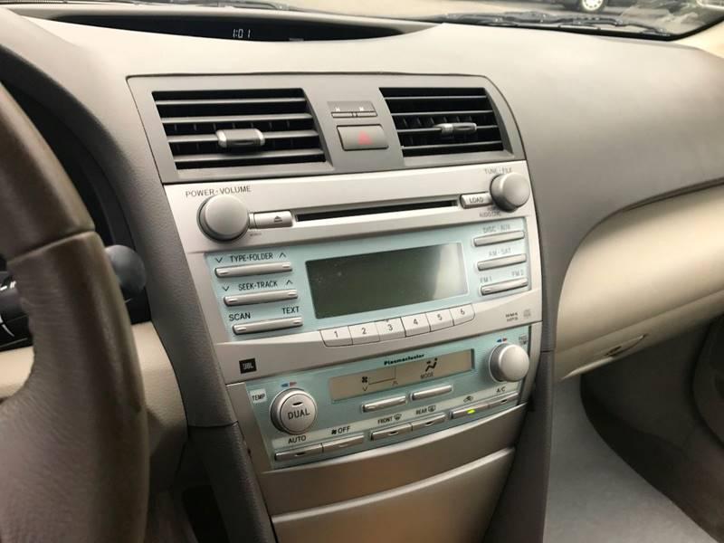 2007 Toyota Camry XLE 4dr Sedan - Taunton MA
