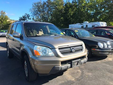 2005 Honda Pilot for sale in Taunton, MA