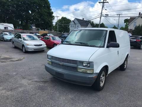 2003 Chevrolet Astro Cargo for sale in Taunton, MA