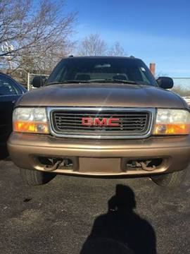 2004 GMC Sonoma for sale in Taunton, MA