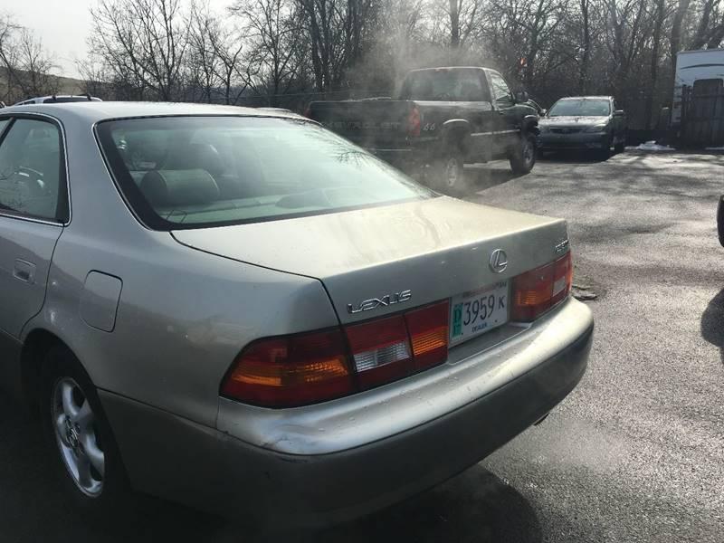 1999 Lexus ES 300 4dr Sedan - Taunton MA