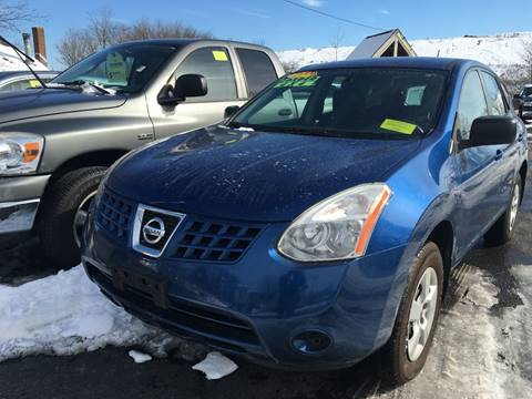 2008 Nissan Rogue for sale in Taunton, MA