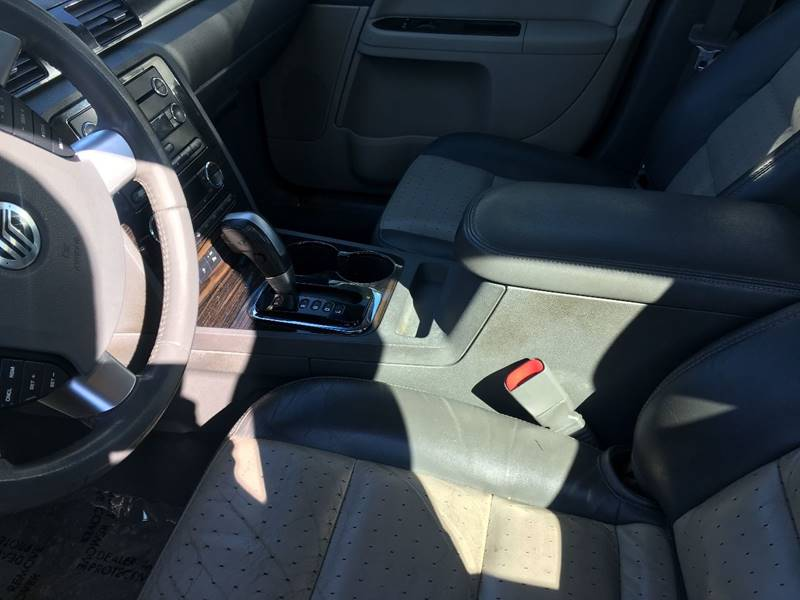 2008 Mercury Sable Premier 4dr Sedan - Taunton MA