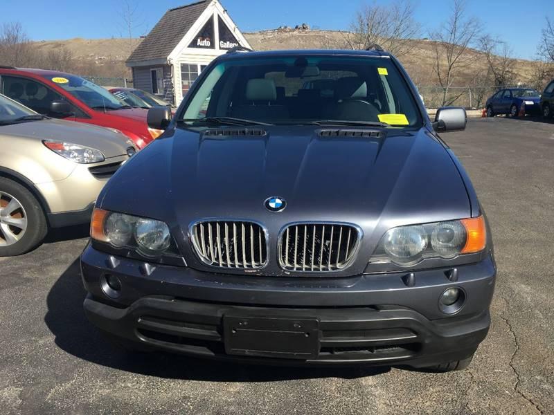 2003 BMW X5 AWD 4.4i 4dr SUV - Taunton MA
