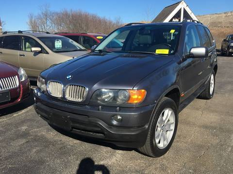 2003 BMW X5 for sale in Taunton, MA