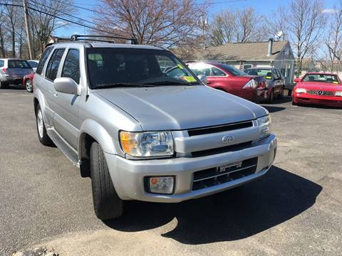 2002 Infiniti QX4 for sale in Taunton, MA
