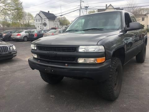 2001 Chevrolet Silverado 1500 for sale in Taunton, MA