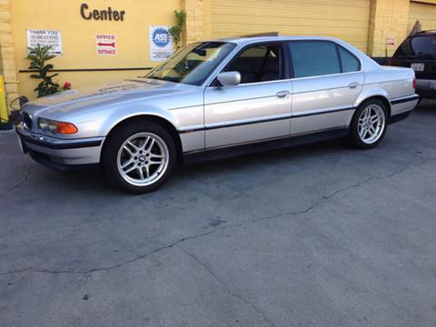 2000 bmw 7 series for sale. Black Bedroom Furniture Sets. Home Design Ideas