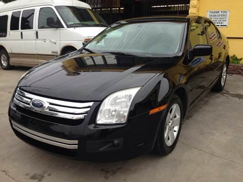 2007 Ford Fusion for sale in Los Angeles CA