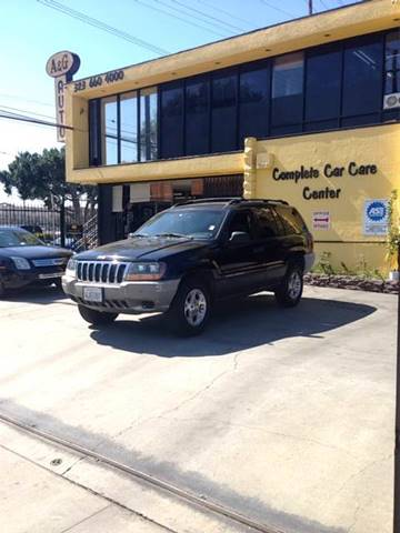 2000 Jeep Grand Cherokee for sale in Los Angeles, CA