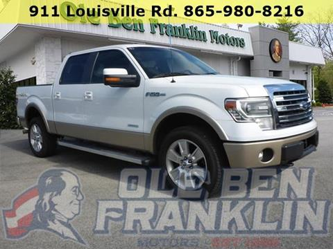 2013 Ford F-150 for sale in Alcoa, TN