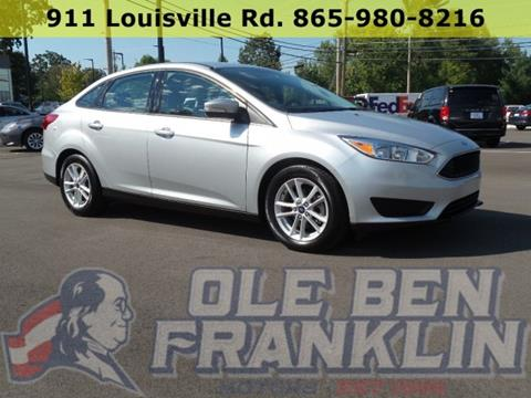 2015 Ford Focus for sale in Alcoa, TN