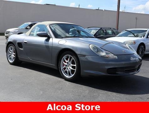 2003 Porsche Boxster for sale in Alcoa, TN