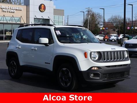 2015 Jeep Renegade for sale in Alcoa, TN