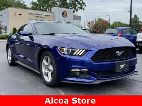 2015 Ford Mustang for sale in Alcoa, TN