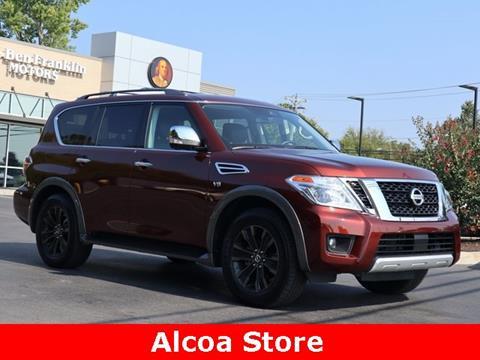 2018 Nissan Armada for sale in Alcoa, TN