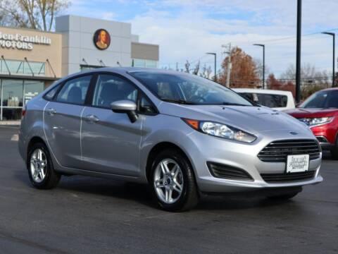 2017 Ford Fiesta for sale in Alcoa, TN