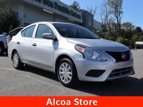 2017 Nissan Versa for sale in Alcoa, TN