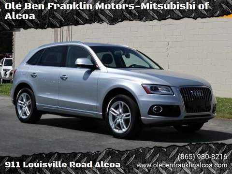 Cars For Sale Knoxville Tn >> Used Audi For Sale In Knoxville Tn Carsforsale Com