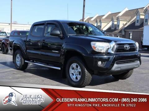 2013 Toyota Tacoma V6 for sale at Ole Ben Franklin Motors-Mitsubishi of Alcoa in Alcoa TN